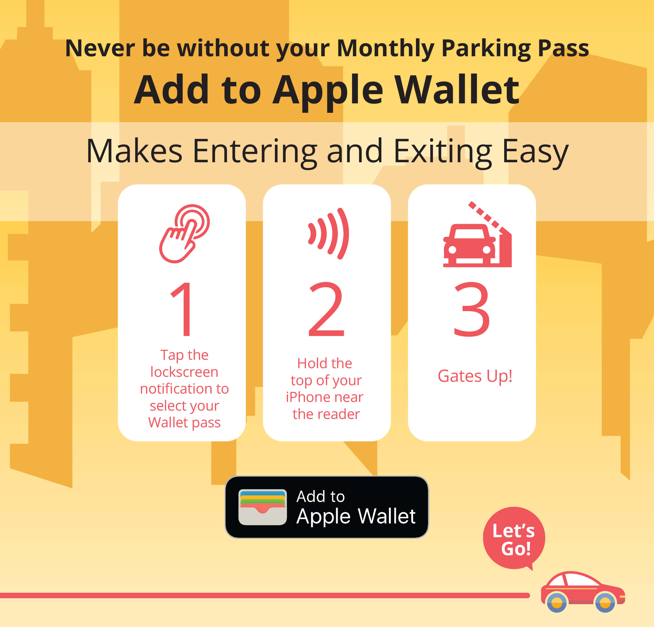 apple wallet parking pass download instructions