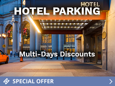 Don't hassle with Hotel Parking anymore when you use Parking.com Discounted Parking Coupons and Promotions for all popular NYC Hotels.
