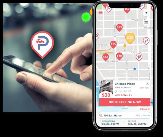 Parking.com App