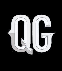 qg logo white